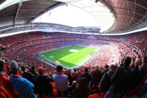 BVB und Bayern wollen nach Wembley. Wollen Sie auch in der Champions-League spielen? © PantherMedia.net