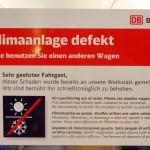 Rückblick Juli 2013: Kennen Sie die vier Feinde der Bundesbahn?