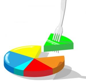 Damit Ihnen keiner etwas vom Kuchen klaut: Nutzen Sie Porters 5-Kräfte-Modell! www.umsetzungshilfe.de/27 © panthermedia.net / tuulijumala