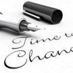 Change it – es liegt an Dir!