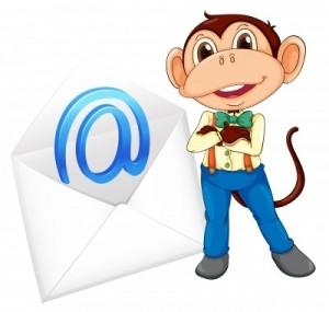Hatten Sie auch schon Affen im Postfach?Foto: © PantherMedia.net