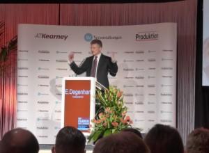 Dr. Elmar Degenhart, Continental AG