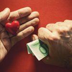 Geld oder Liebe?
